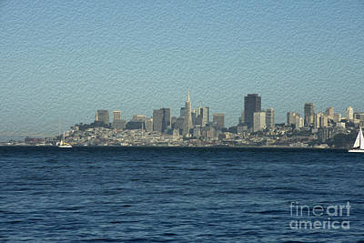 From Sausalito Art Print