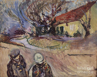 From Skagen Windy Art Print