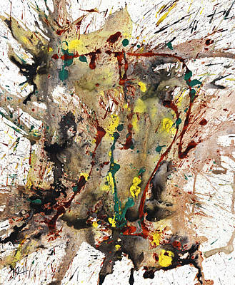Painting - From The Chaotic Mess Series - 1260.112212 by Kris Haas