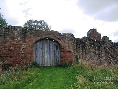 Simon De Montfort Wall Art - Photograph - From The Mere by Denise Railey