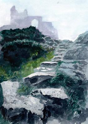 From The Mist Original by Ken Meyer jr