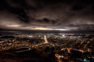 Photograph - from Twin Peaks by Nisah Cheatham
