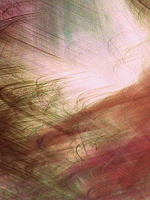 Frenzy Digital Art - Frond Frenzy by Randall Weidner