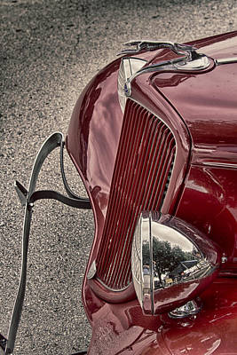 Photograph - Front End by Jack R Perry