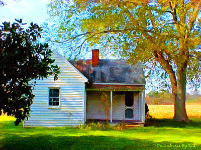 Painting - Front Porch by Melody McBride
