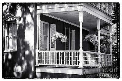 Photograph - Front Porch Style by John Rizzuto