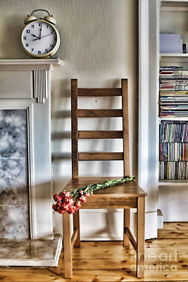 Mundane Photograph - Front Room by Craig B
