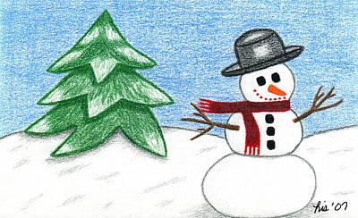 Frostyland Original by Lisa Ullrich