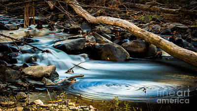 Photograph - Frothy Swirls by Brad Marzolf Photography