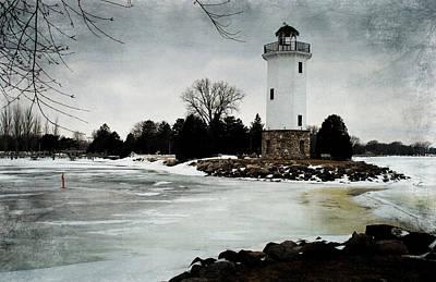 Frozen Entry 3 - De Art Print