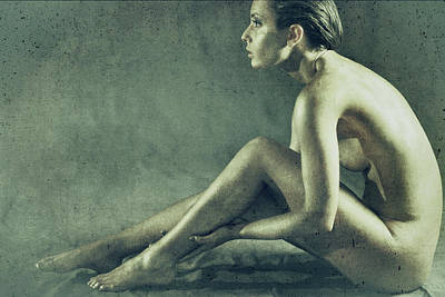 Nude Photograph - Frozen In Time by Antonella Renzulli