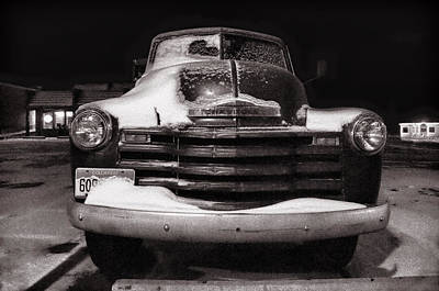 Photograph - Frozen In Time by Ken Smith