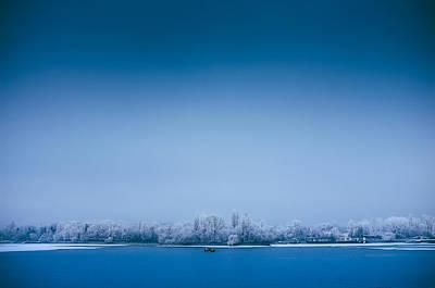 Landscape Photograph - Frozen by Mihai Ilie