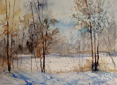 Frozen Pond Original