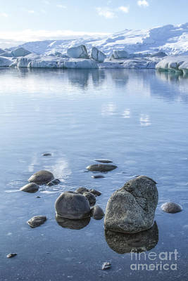 Royalty-Free and Rights-Managed Images - Frozen Serenity by Evelina Kremsdorf