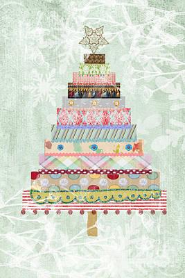 Frozen Tree Art Print by Gillian Singleton