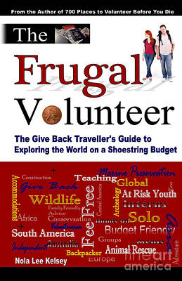 Digital Art - Frugal Cover Art by Nola Lee Kelsey