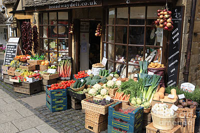 Fruit And Veg Shop Original