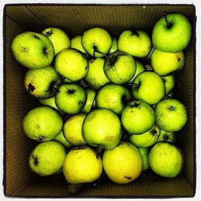 Apple Photograph - #fruit #apples #apple by Abdurrahman Ozlem