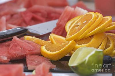 Photograph - Fruit by Jim West