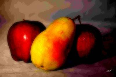 Photograph - Fruit by Karen Kersey