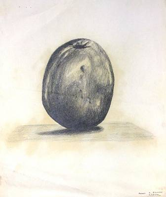 Drawing - Fruit by Michael Anthony Edwards