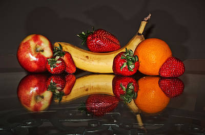 Photograph - Fruit Still Life by David Pantuso