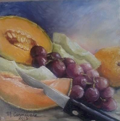 Fruit Study 1 Original by Mikki Carnevale