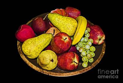 Photograph - Fruit Study by Paul Mashburn