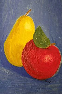 Painting - Fruit by Susan Turner Soulis
