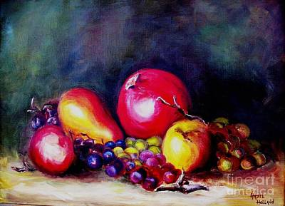 Painting - Fruitfulness by Hazel Holland