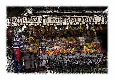 Photograph - Frutta Fresca #2 by Tom Griffithe