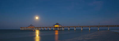 Photograph - Ft. Myers Beach Pier by Sean Allen