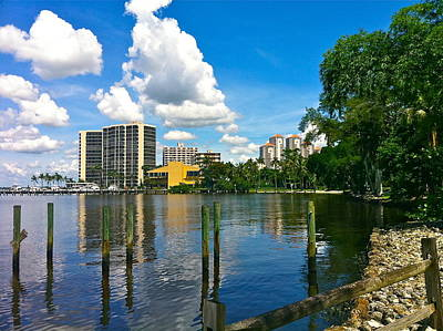 Photograph - Ft. Myers  by Denise Mazzocco