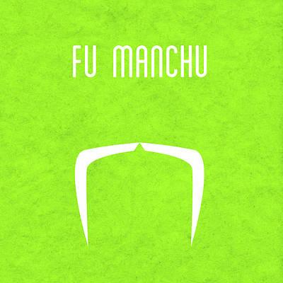 Fu Manchu Art Print