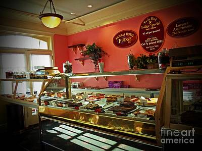 Photograph - Fudge Shop by Desiree Paquette