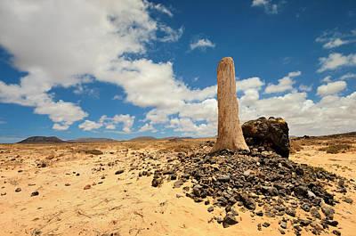 Corralejo Photograph - Fuerteventura by Jan Sieminski