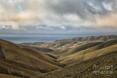 Sean Rights Managed Images - Fuerteventura landscape Royalty-Free Image by Patricia Hofmeester