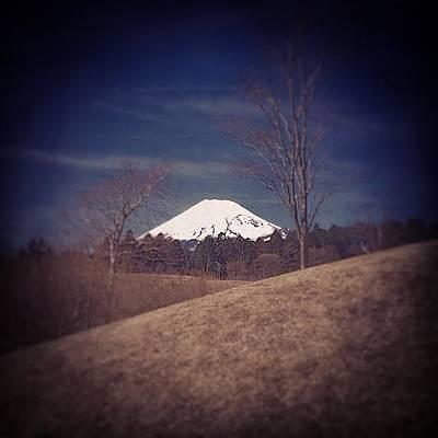 #fuji #fujisan #mountain #mountfuji Art Print