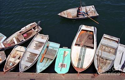 Photograph - Full Dock by James B Toy