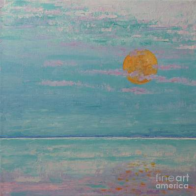 Full Moon In May Art Print