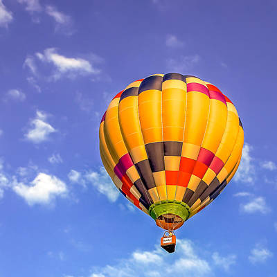 Inflatable Digital Art - Full Of Hot Air by Rob Sellers