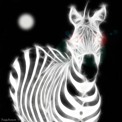 Full Savannah Dream.  Art Print by Tautvydas Davainis
