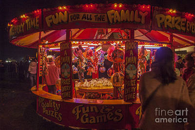 Photograph - Fun At The Fair by Brian Roscorla