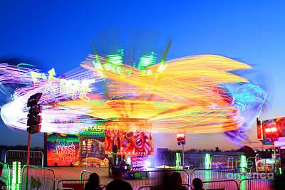 Photograph - Fun At The Fair  by Size X