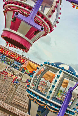 Photograph - Fun Fair by Heather Applegate