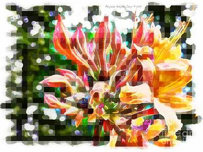 Digital Art - Fun With Pixels by Angelia Hodges Clay
