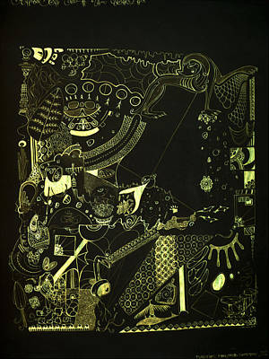 Function Form And Content Art Print by Guillermo De Llera