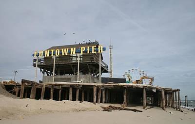Funtown Pier In Seaside Hts Nj Original