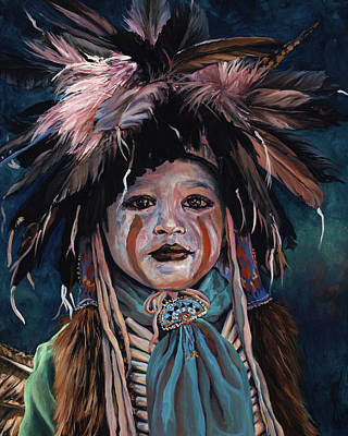 Painting - Fur And Feathers by Christine Lytwynczuk
